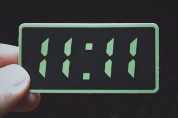 11:11 Sticker