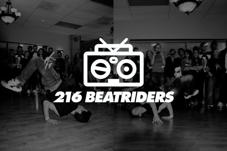 216 Beatriders logo by Jeff Finley