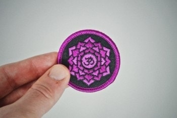 Crown Chakra Patch (Sahasrara) 6