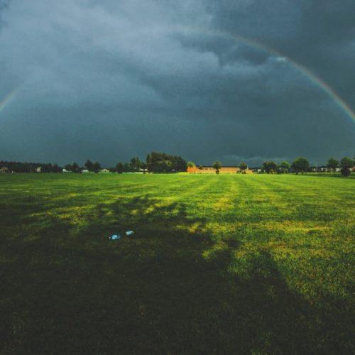 Double Rainbow in Dublin
