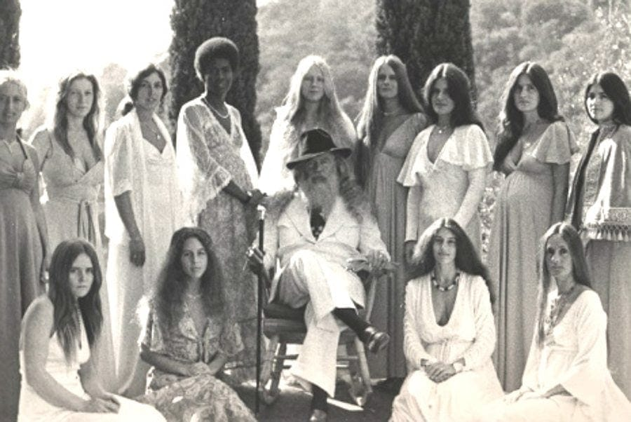 Father Yod and The Source family