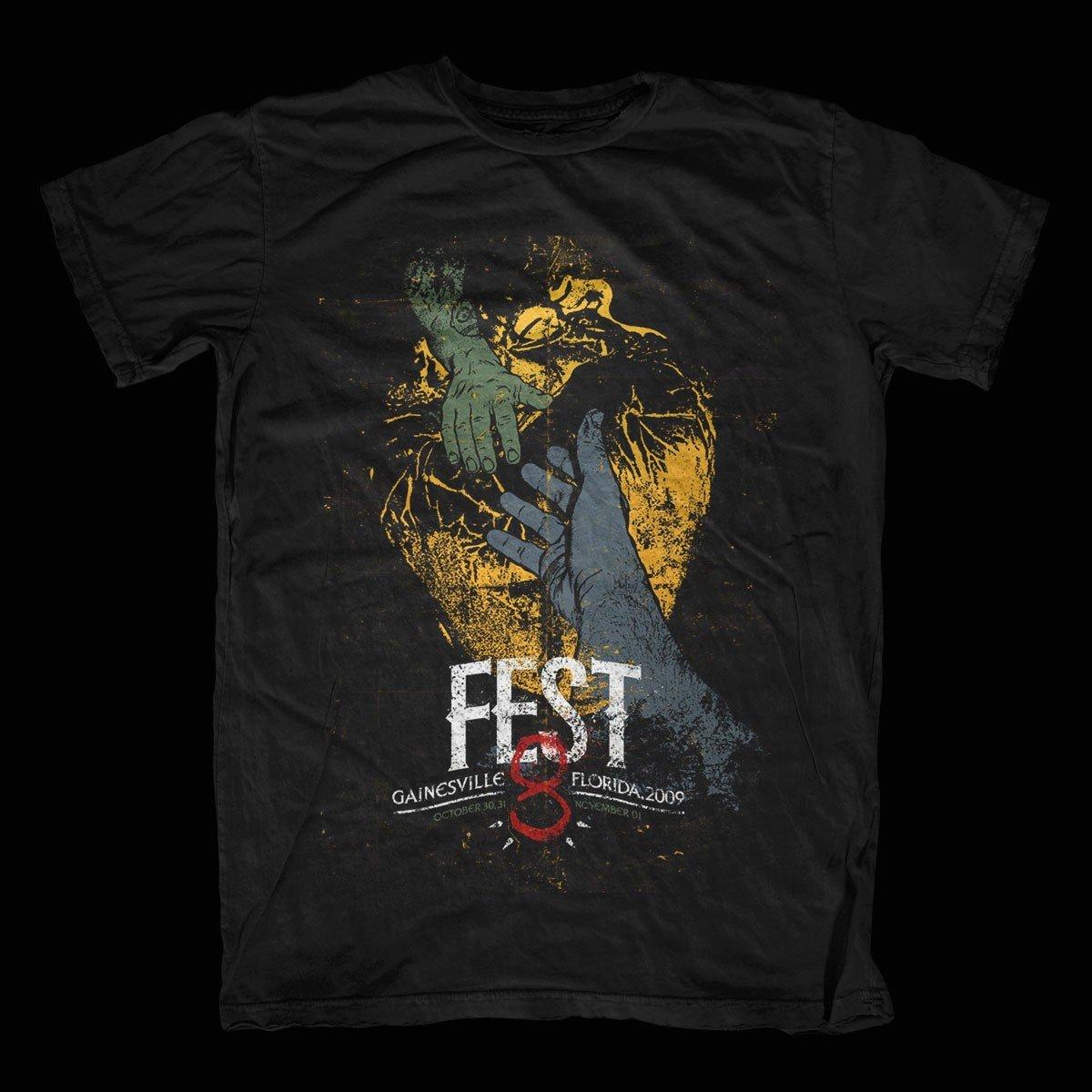 Fest 8 – Shirt Design
