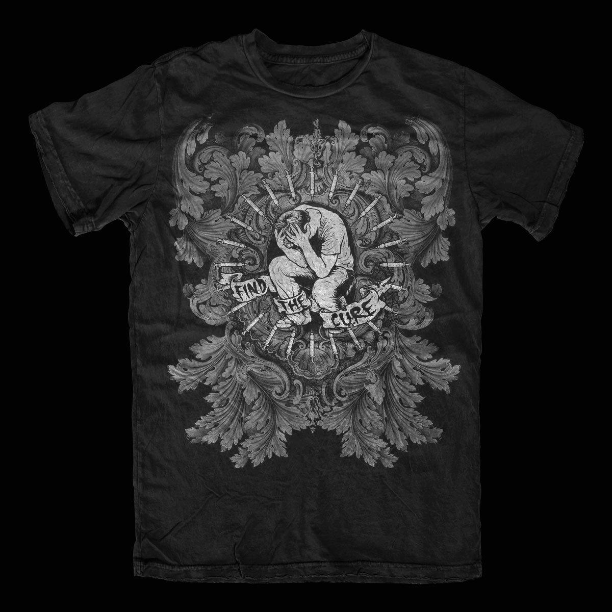 Cure Apparel – T-Shirt Design