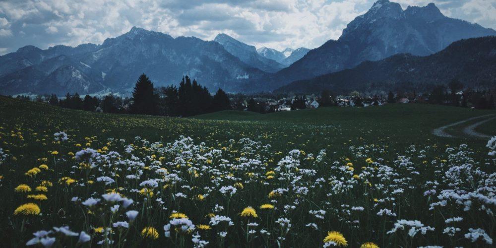 German Mountains