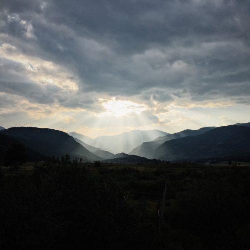 Heaven's Rays
