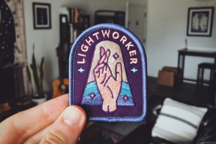 Lightworker Patch in home