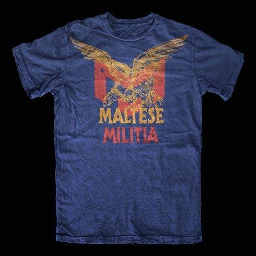 Maltese Militia Eagle Shirt Design