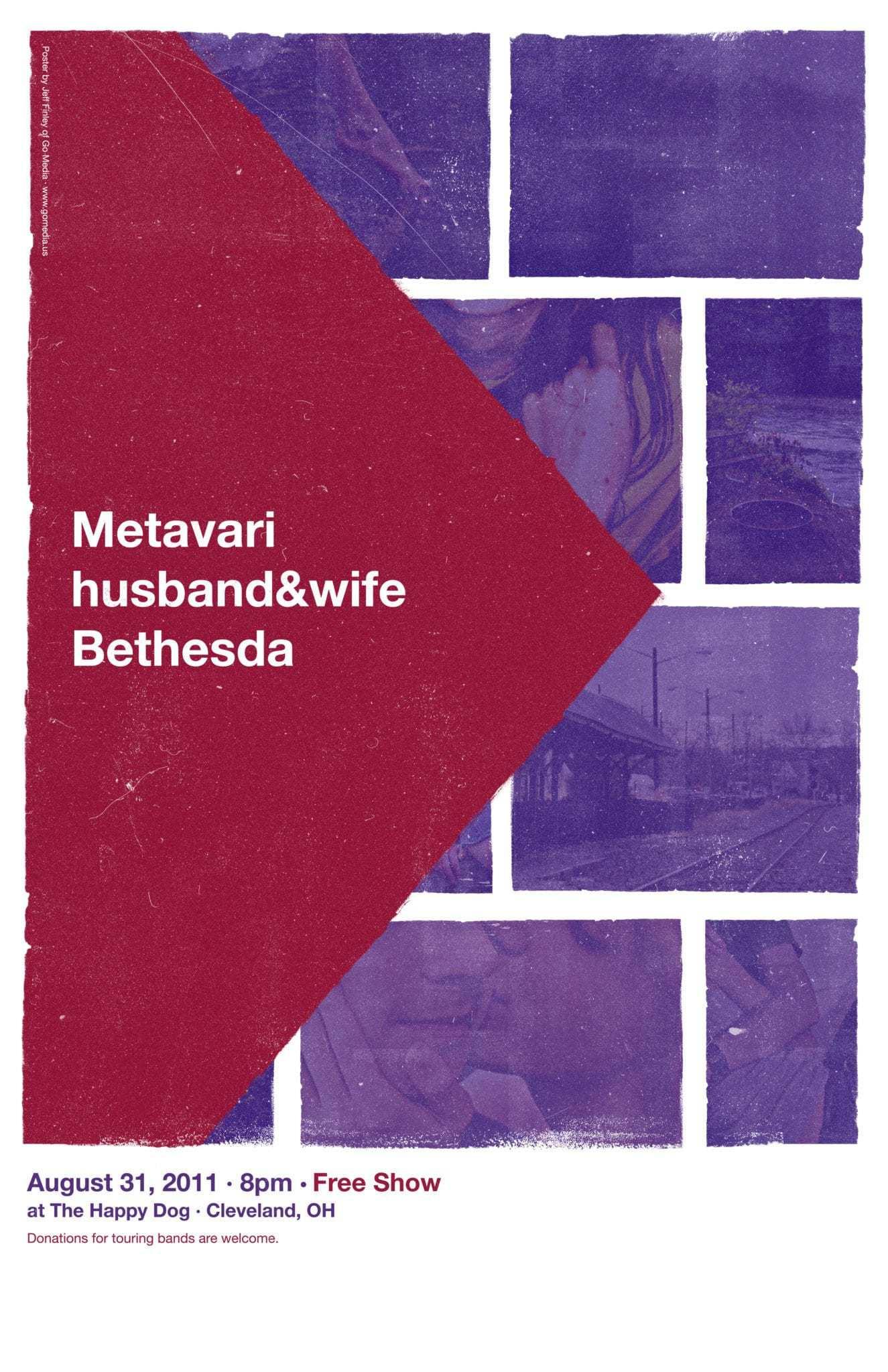 Metavari poster