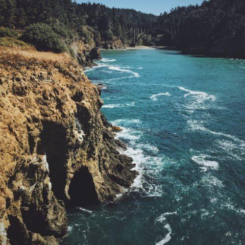Oregon Cliffs
