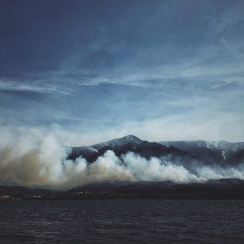 Oregon is Burning
