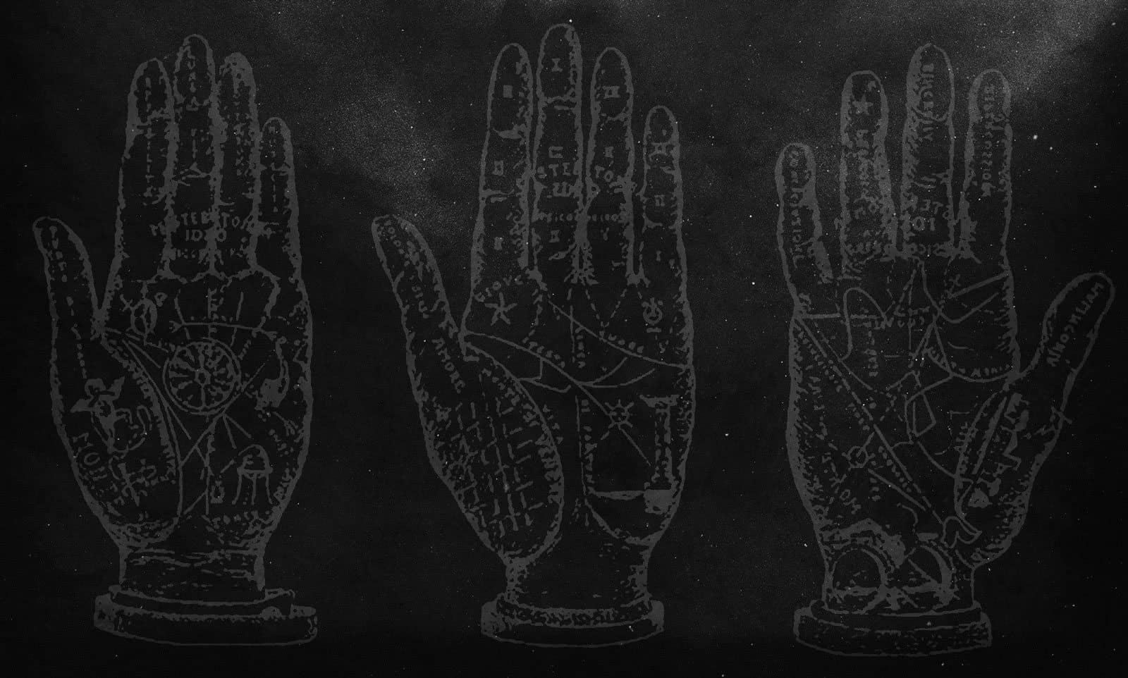 Rare Hands: Palmistry & The Simian Line