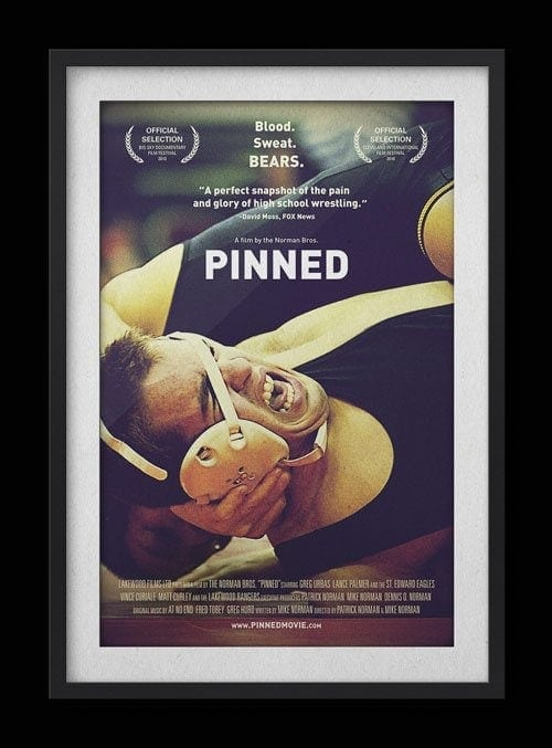 Pinned – Movie Poster