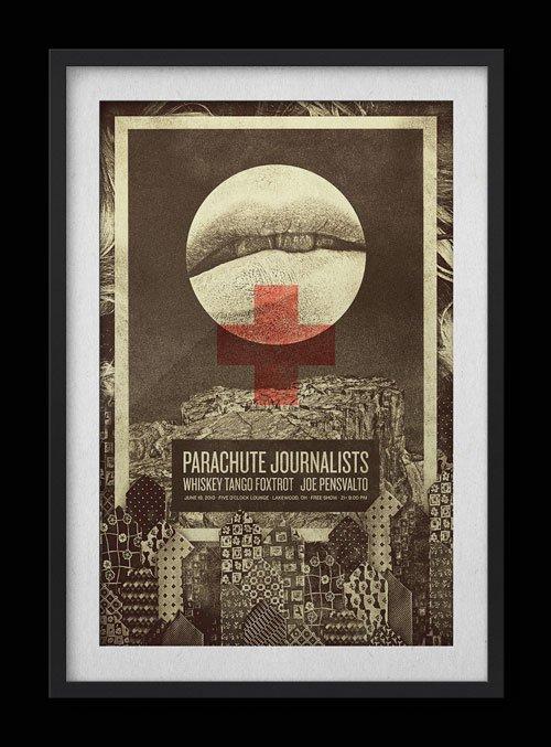 Parachute Journalists Ten Lives