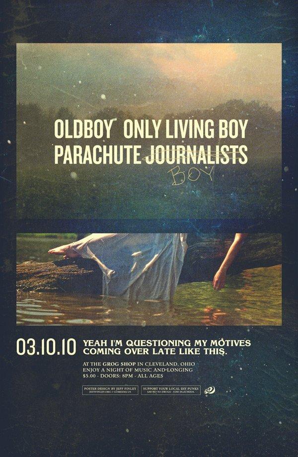 Parachute Journalists