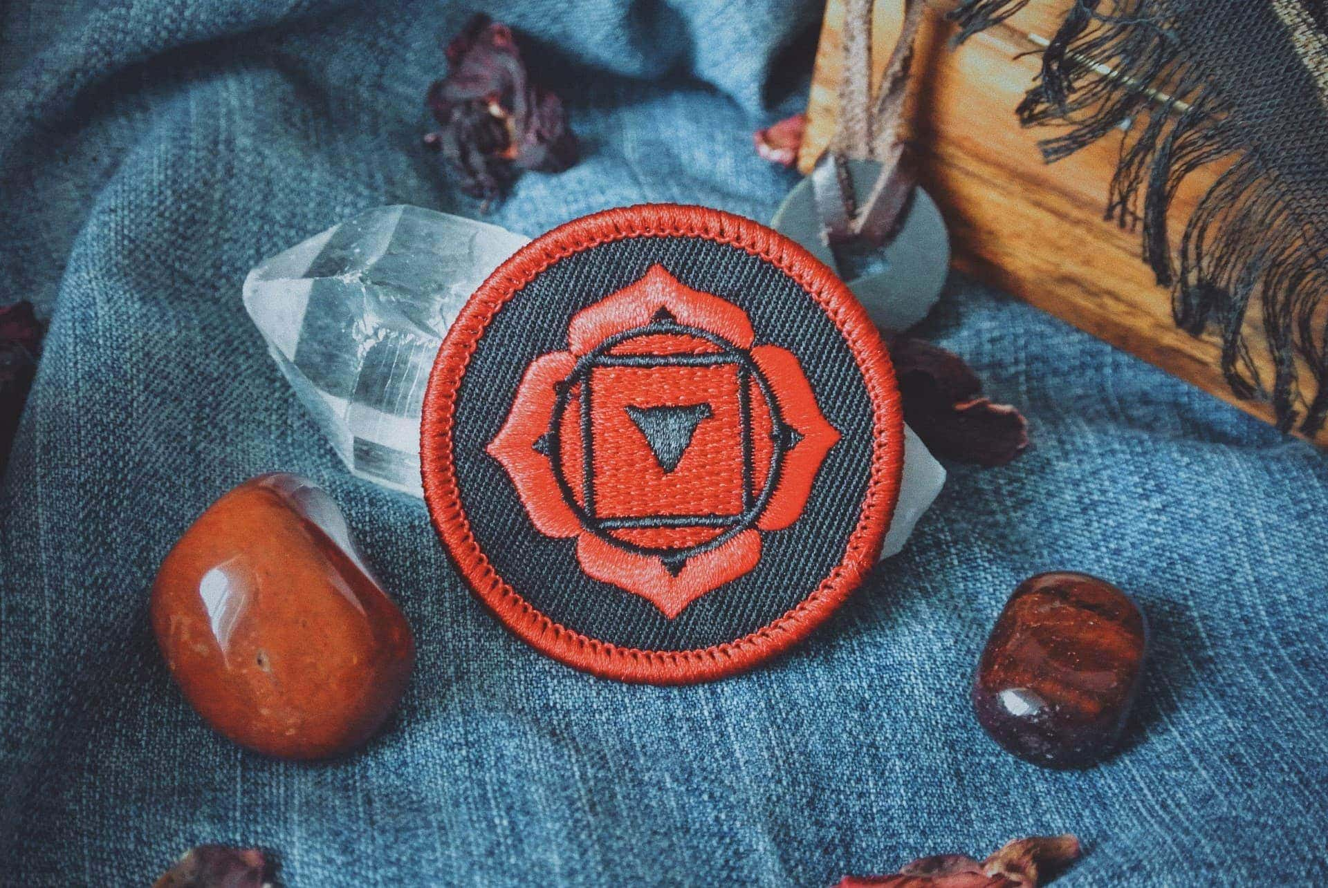Root Chakra Patch