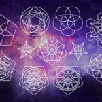 Sacred Geometry vector graphics
