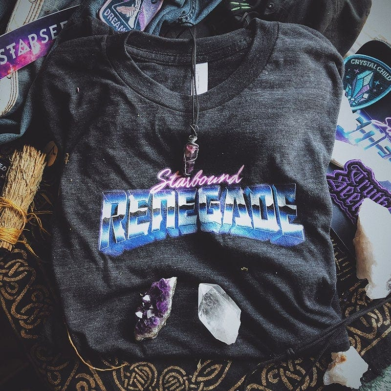 Starbound Renegade shirt