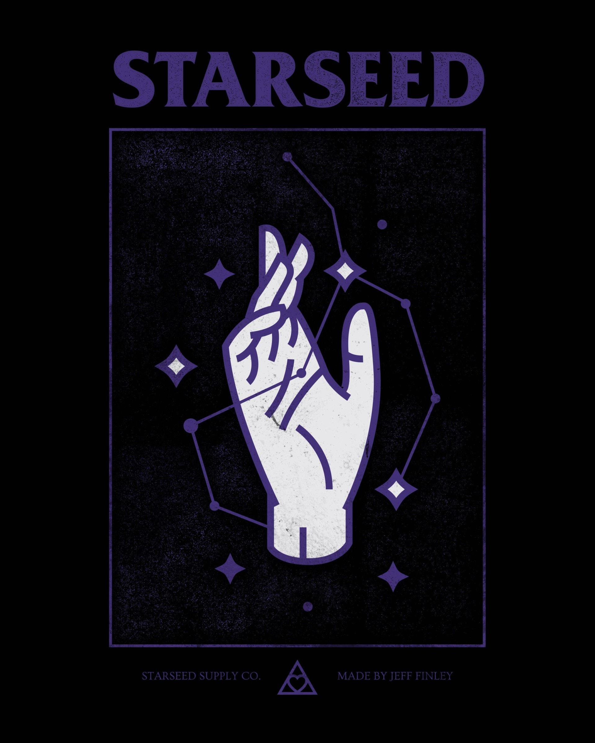 Starseed Constellation Illustration by Jeff Finley