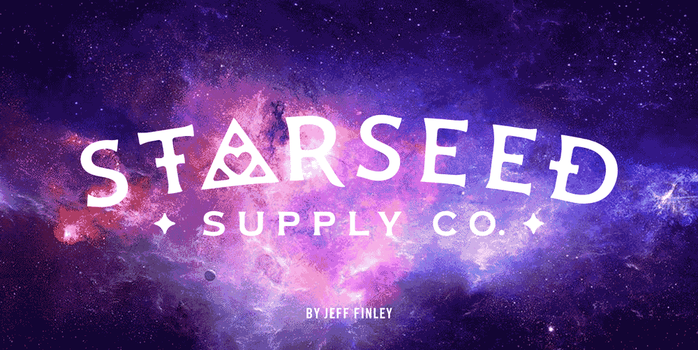 Starseed Supply Co.. by Jeff Finley