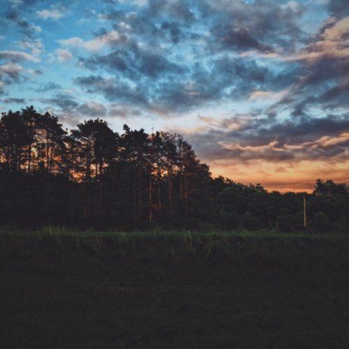 Sunset in Ohio