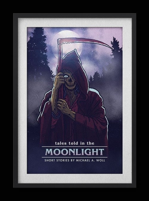 Tales Told in the Moonlight – Book Cover