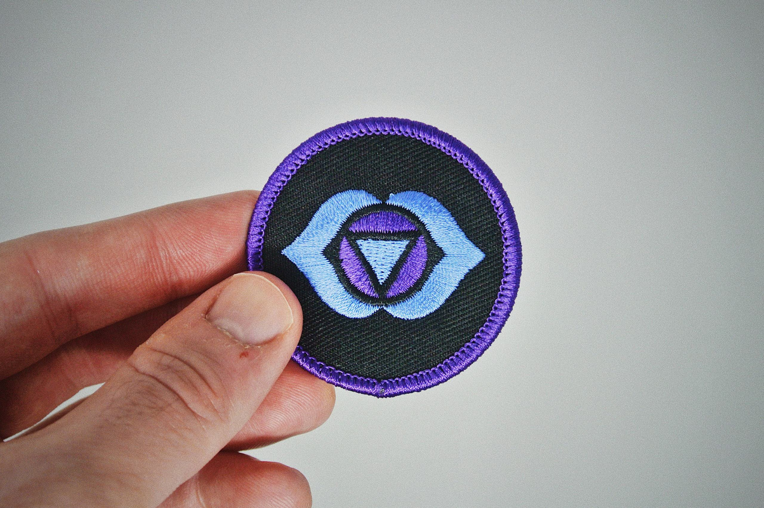 Third Eye Chakra Patch (Ajna) 6