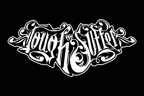 Tough or Suffer – Lettering