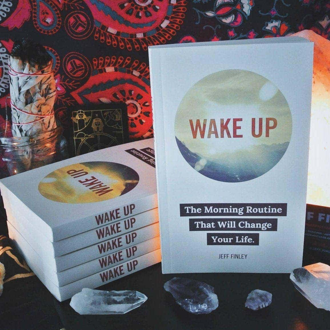 Wake Up Paperback Edition