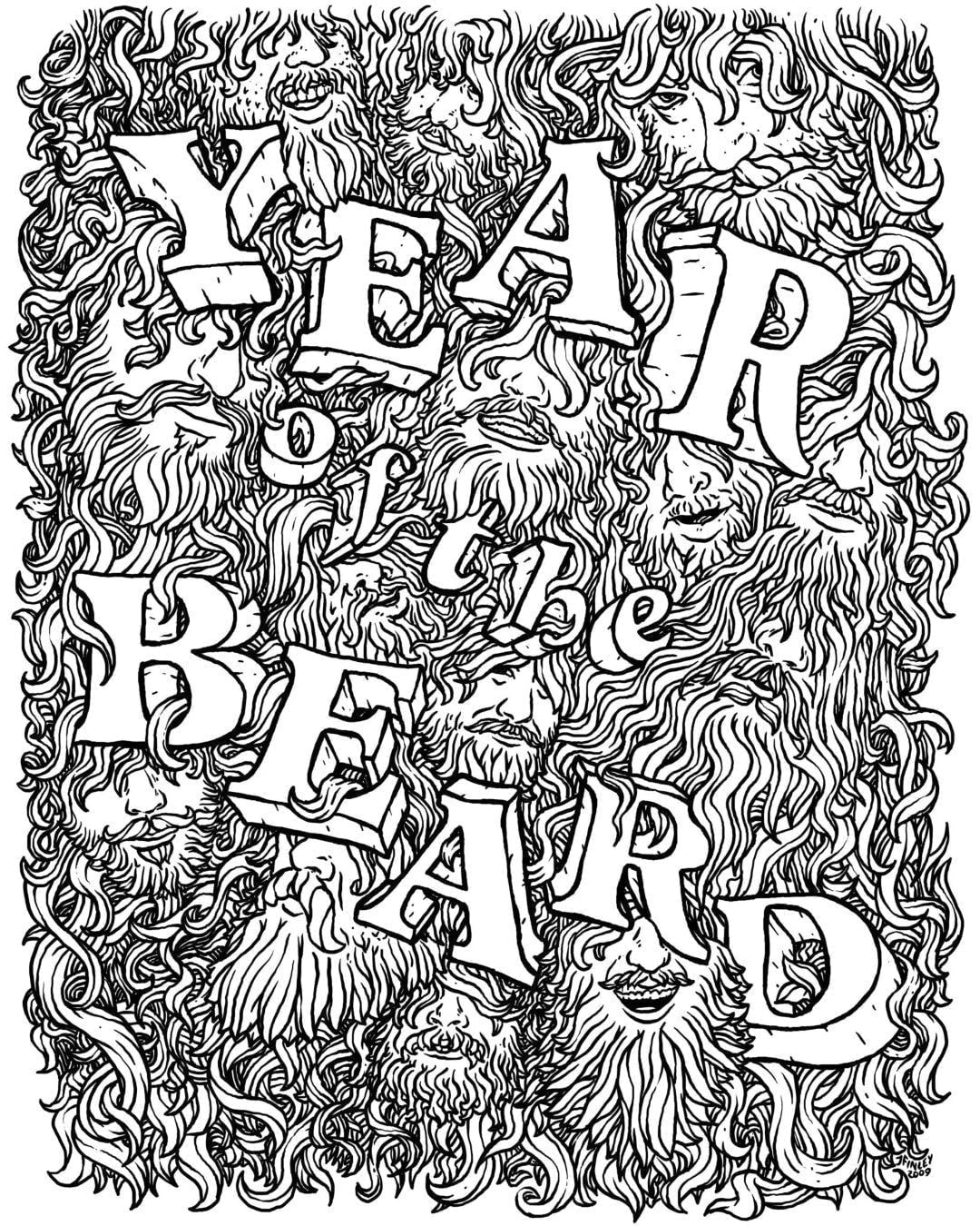 Year of the Beard